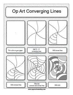 Op Art TeachersPayTeachers.com: