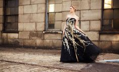 What a beautiful dress - Carolina Herrera