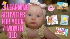3 Learning Activities For Your 7 Month Old