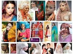 Multicultural Wedding from Around the World