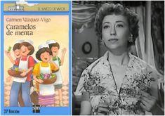 Quién fue Carmen Vázquez-Vigo, la autora de El Barco de Vapor que leen los niños desde hace cinco décadas | Verne EL PAÍS Baseball Cards, Candies, Mint, Author