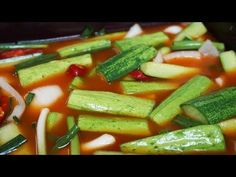Easy Cooking, Cooking Recipes, Korean Side Dishes, K Food, Korean Food, Food Items, Food Plating, No Cook Meals, Food To Make