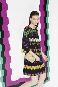 Missoni | Resort 2015 Collection | Style.comAlways loved a good old bit of Rashel knitting....