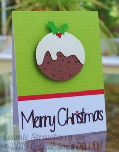 Christmas Makes, Christmas Fun, Crafts Beautiful, Cosmic, Strawberry, Merry, Silhouette, Projects, Cards