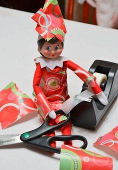 34 of the Most Creative Elf on the Shelf Ideas via Brit   Co
