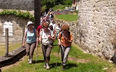 Fête de la randonnée à Saint Georges la Pouge