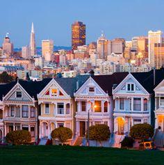 San Francisco, where coworking was born.