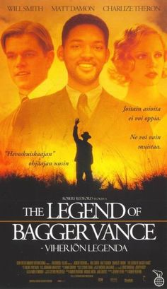 The Legend of Bagger Vance (2000).  Great golf movie!