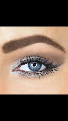 Gray eyeshadow Grey Eyeshadow, Beauty Products, Gray, Gray Eyeshadow, Cosmetics, Grey, Products