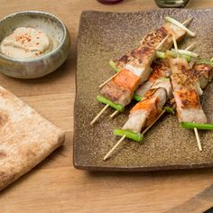Try this Char-grilled Fish Kebabs recipe.