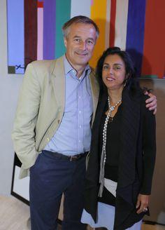 Herwig e Isabel Gangl