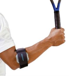 Aircast Pneumatic Armband: Tennis/Golfers Elbow Support Strap, Beige ** Details can be found by clicking on the image. Tennis Elbow Symptoms, Tennis Elbow Relief, Tennis Elbow Exercises, Elbow Pain, Elbow Support, Wrist Brace, Tennis Gear, Workout Gear, Tennis Elbow