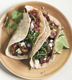 Steak Picadillo Soft Tacos. Who's ready for Cinco de Mayo?