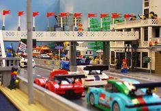 lego race tracks - Google Search