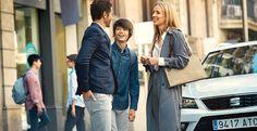 #SEAT Ateca Árajánlatkérés: seat@brillkft.hu Brill Kft. 6000 Kecskemét, Halasi út 32. Volkswagen, Audi, Raincoat, Jackets, Fashion, Rain Jacket, Down Jackets, Moda, Fashion Styles