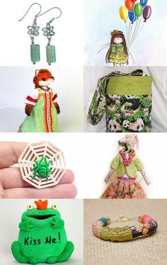 Summer colours by Gabbie on Etsy--Pinned with TreasuryPin.com