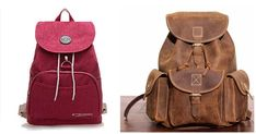 Check out all kind of information that is required before purchasing a leather bags. Here we educate you about genuine leather and their bags.