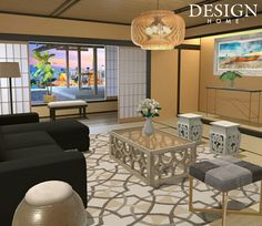 [95] 4.## Living Room: Japanese style space