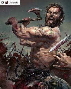 Gremor warrior