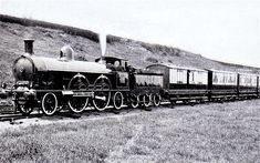 Victorian Era Transportation | The royal train in 1897 may have enjoyed quicker journey times Photo ...