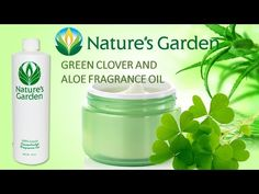 Green Apple Candy Fragrance Oil- Natures Garden - YouTube