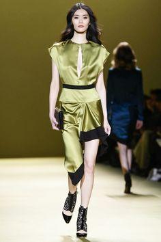 J.Mendel Ready To Wear Fall Winter 2014 New York