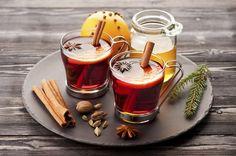 Receita de vinho quente saudável e light para a sua festa junina!