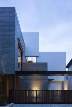 House in Shinoharadai Yokohama-shi, Japan by Tai Architect and Associates