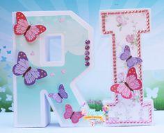 Birthday Decorations, Scrap, Butterfly, 3d, Frame, Crafts, Home Decor, Butterflies, Garden