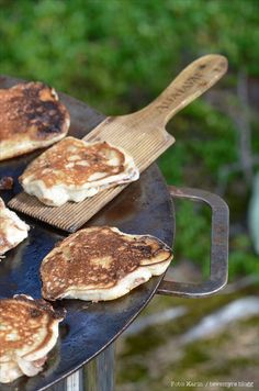 bevemyrs - Fika, Outdoor Cooking, Griddle Pan, Afternoon Tea, Grilling, Bbq, Bread, Breakfast, Kitchen