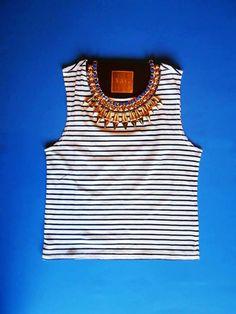 Collar - $25dlls Blusa - $6dlls  https://www.facebook.com/yandg.accessories #collar #blusa #ygaccessories