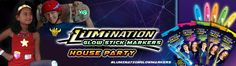 House Party > Lumination™ Glow Stick Markers House Party