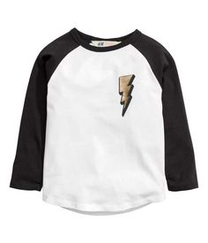 Long-sleeved T-shirt $4.99