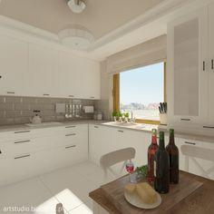 classical interior - kitchen   artstudio