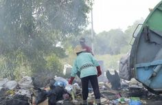 Illegal dumping beco