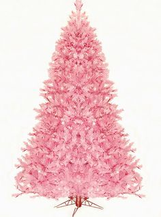 Pink is the new fashion color for Christmas, so manufacturers are coming out with all kinds of Christmas decorations in pink. In fact, you can even get your hands on a pink Christmas tree along with pink lights, stockings, and… Continue Reading → Noel Christmas, All Things Christmas, White Christmas, Christmas Glitter, Pretty In Pink, Pink Love, Pink Christmas Tree Decorations, Xmas Tree, Shabby Chic Christmas