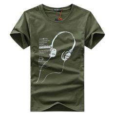 Casual Comfortable Homewear T-shirt