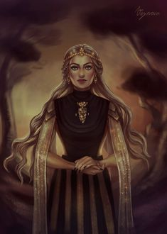 forest Queen by VeraVoina on DeviantArt