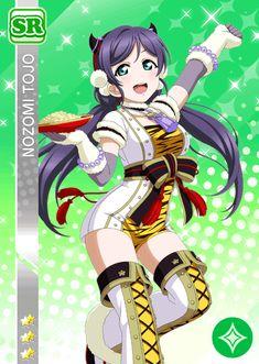 #1447 Toujou Nozomi SR idolized