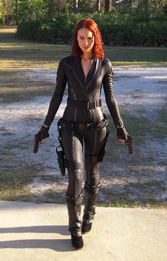Black Widow cosplay - Page 2 - Statue Forum