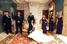 Call (310) 882-5039 if you are looking for So Cal marriage officiants. https://OfficiantGuy.com This pin is: Bridal Party Photos - Manhattan Beach Wedding Photography