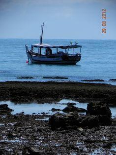 meu barco....