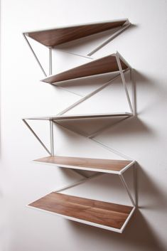 Shelves by Andrew Perkins
