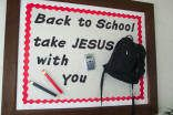 Hundreds of bulletin board ideas for Sunday School & Church