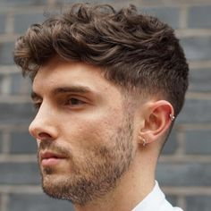 40 Statement Hairstyles For Men With Thick Hair In 2019 Cl in dimensions 949 X 949 Mens Hairstyles Thick Curly Hair - Curly hairstyles existing a glance Wavy Hair Men, Thick Curly Hair, Haircut For Thick Hair, Curly Hair Styles, Low Fade Haircut, Curly Short, Short Hair Styles Men, Men's Hair Short, Tapered Haircut Men