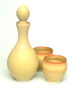 Recipe of Reliable matt (very) yellow cone 6 glaze - Electric Cone 6 & Other Ways w/ Clay
