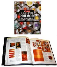 Top 7 Books on Color (and Color Mixing) for Artists: Artist's Color Manual