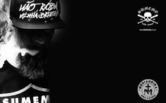 SUMEMO! Parceria mais que fechada com esse peso de marca. A Sumemo é mais uma marca exclusiva da Medianeira Men's Clothing. Com uma pegada Rap/Rock Style, é a marca que fecha essa proposta alternativa da Medianeira Men's Clothing! #ODiaSantoVemAí