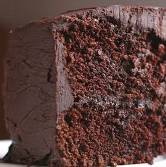 Recipe for Chocolate Stout Cake