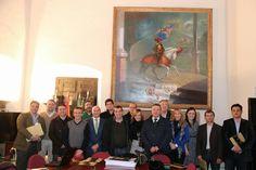 La Red de Cooperación de las Rutas Europeas de Carlos V promoverá los  intercambios entre celebraciones a nivel internacional